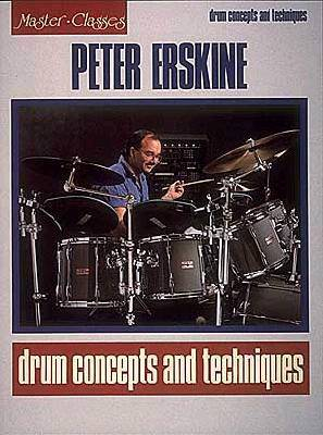 ERSKINE PETER DRUM CONCEPTS TECHS