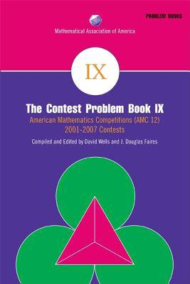 Contest Problem Book IX