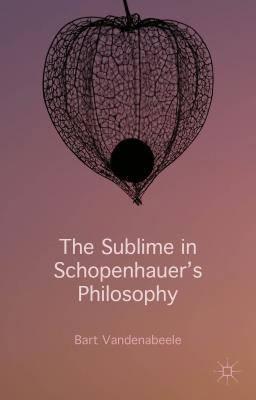 Sublime in Schopenhauer's Philosophy