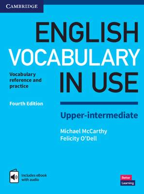 English Vocabulary in Use Upper-Intermediate Book with Answers and Enhanced eBook