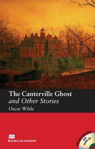 Canterville Ghost and Other Stories + CD - Elementary Reader