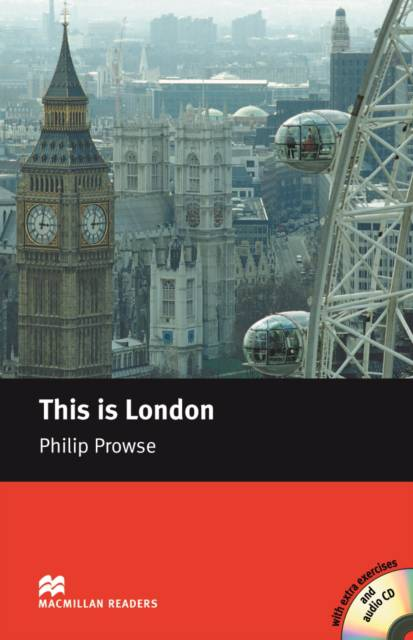 This Is London - With Audio CD