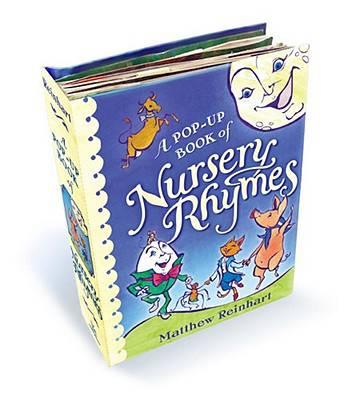 Pop-up Book of Nursery Rhymes.