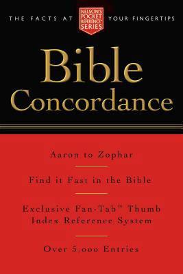 Pocket Bible Concordance