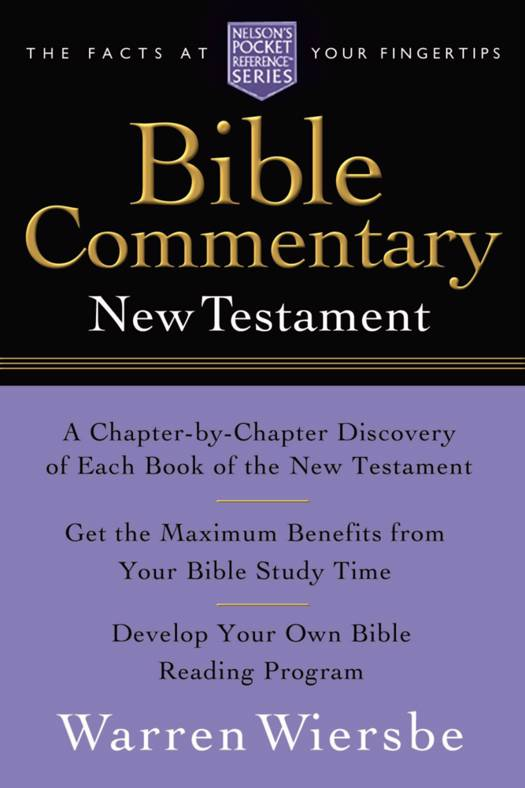 New Testament Bible Commentary