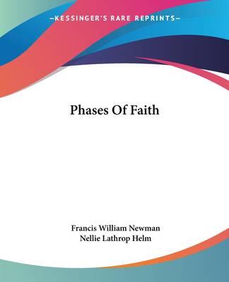 Phases Of Faith