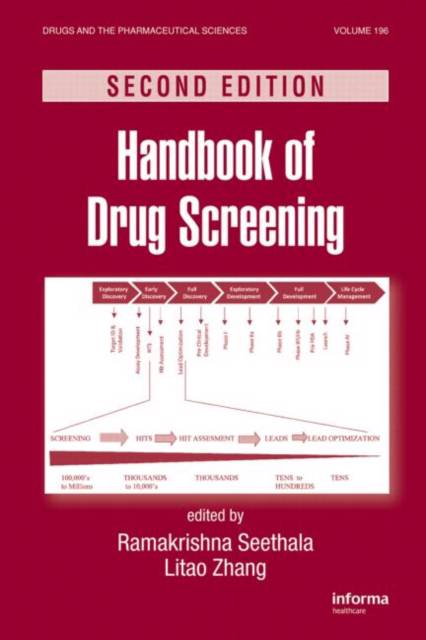 Handbook of Drug Screening, Second Edition