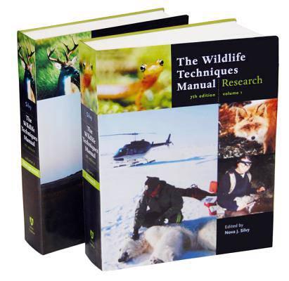 Wildlife Techniques Manual