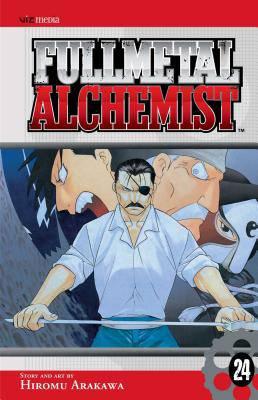 Fullmetal Alchemist, Vol. 24