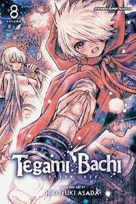 Tegami Bachi, Vol. 8