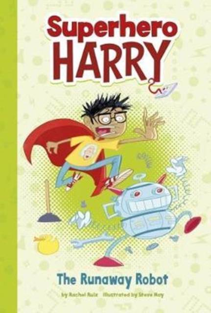 Superhero Harry Pack A of 4
