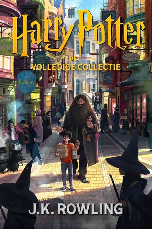 Harry Potter: De Volledige Collectie (1-7)