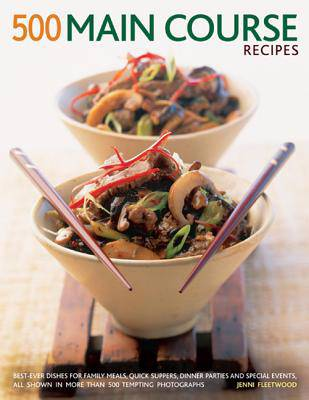 500 Main Course Recipes