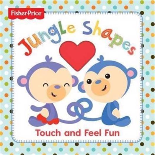 Fisher-Price Tiny Touch Jungle Shapes