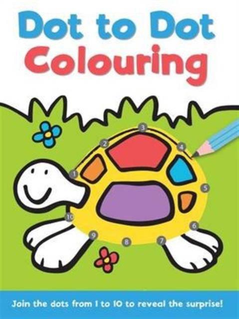 Dot to Dot and Colour