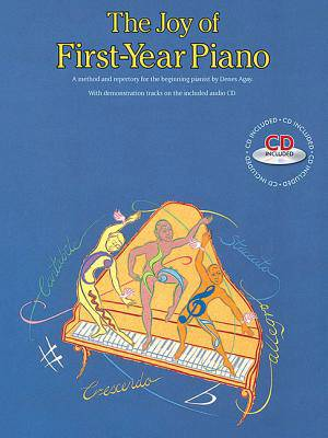 Joy Of First-Year Piano (With CD)