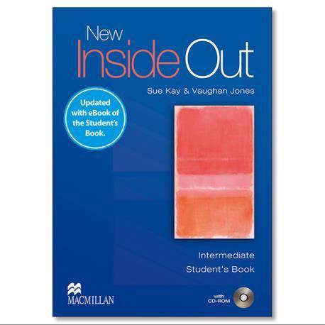 New Inside Out Intermediate + eBook Student's Pack