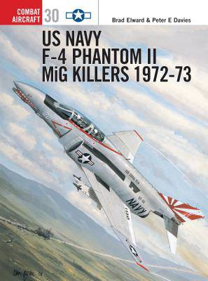 US Navy F-4 Phantom II MiG Killers 1971-73