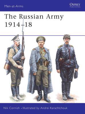 Russian Army 1914-18