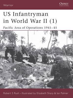 US Infantryman in World War II