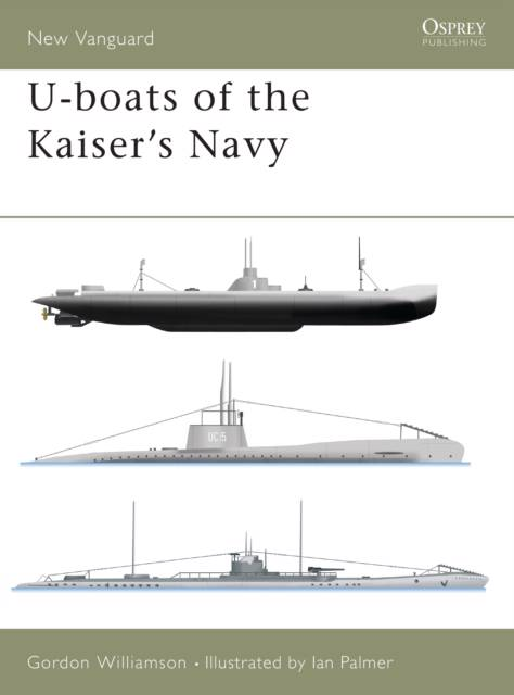 U-boats of the Kaiser's Navy