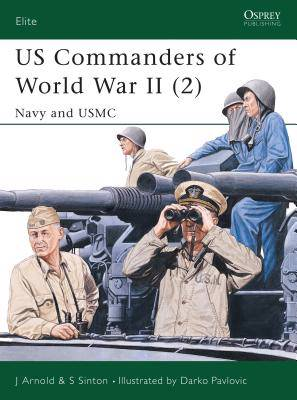 US Commanders of World War II