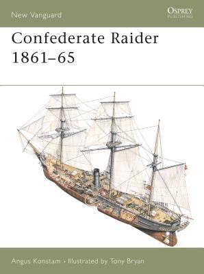 Confederate Raider 1861-65