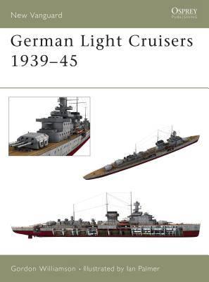 German Light Cruisers 1939-45