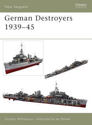 German Destroyers 1939-45