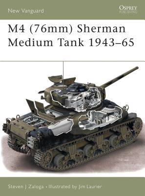 M4 (76mm) Sherman Medium Tank 1943-53