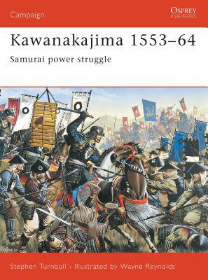 Kawanakajima 1553-64