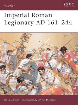 Imperial Roman Legionary
