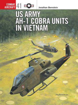 US Army AH-I Cobra Units in Vietnam