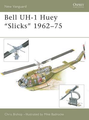 Bell Uh-1 Huey 'Slicks' 1962-75