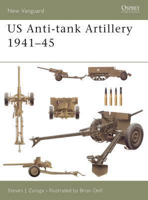 US Anti-tank Artillery, 1941-45
