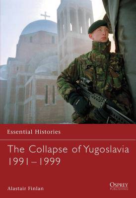 Collapse of Yugoslavia 1991-1999