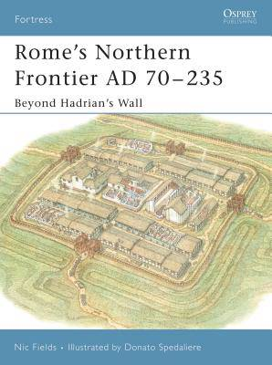 Rome's Northern Frontier AD, 70-235