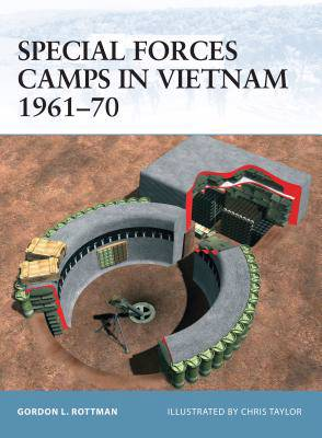 Special Forces Camps in Vietnam, 1961-1970