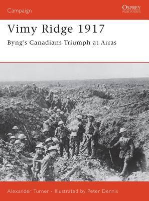 Vimy Ridge, 1917