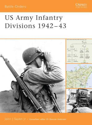 US Army Infantry Divisions 1942-1943
