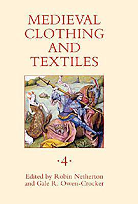 Medieval Clothing and Textiles 4