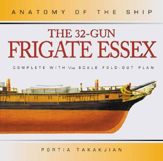 32-Gun Frigate 'Essex'