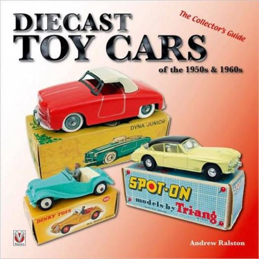 Diecast Toy Cars of the 1950s and 1960s