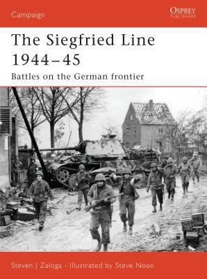 Siegfried Line 1944-45