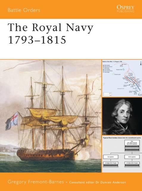 Royal Navy 1793-1815