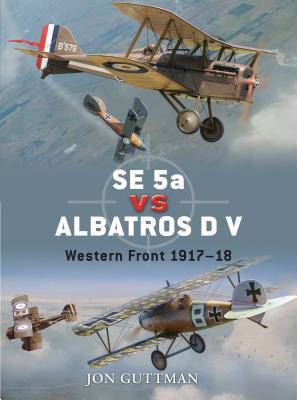 SE 5a Vs Albatros D V