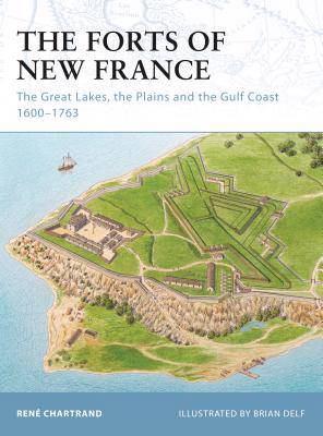 Forts of New France