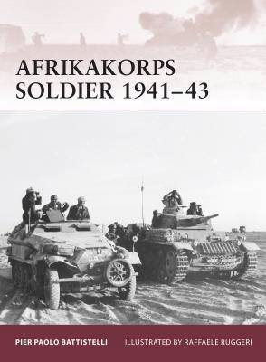 Afrikakorps Soldier 1941-43