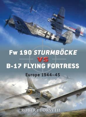 FW 190 Sturmbock Vs B-17