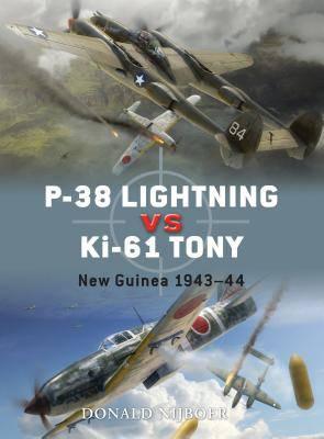 P-38 Lightning Vs Ki-61 Tony